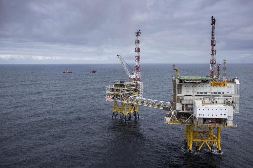 El mayor almacenamiento de CO2 del mundo se construye en Noruega
