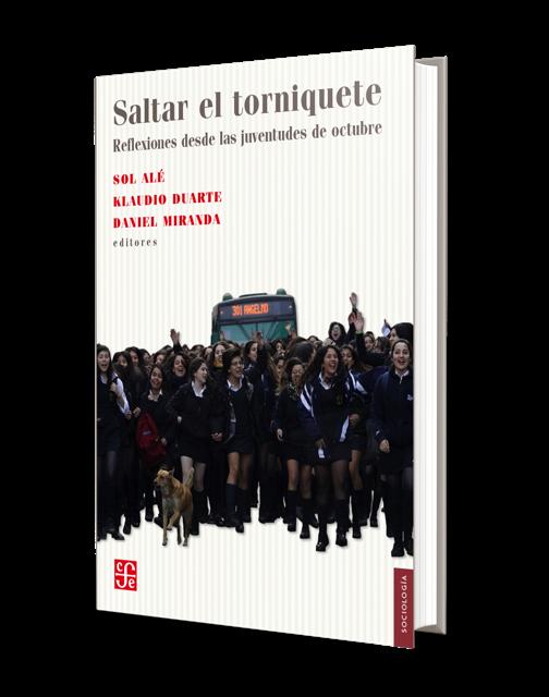 """Presentan libro """"Saltar el torniquete: Reflexiones desde las juventudes de octubre"""""""