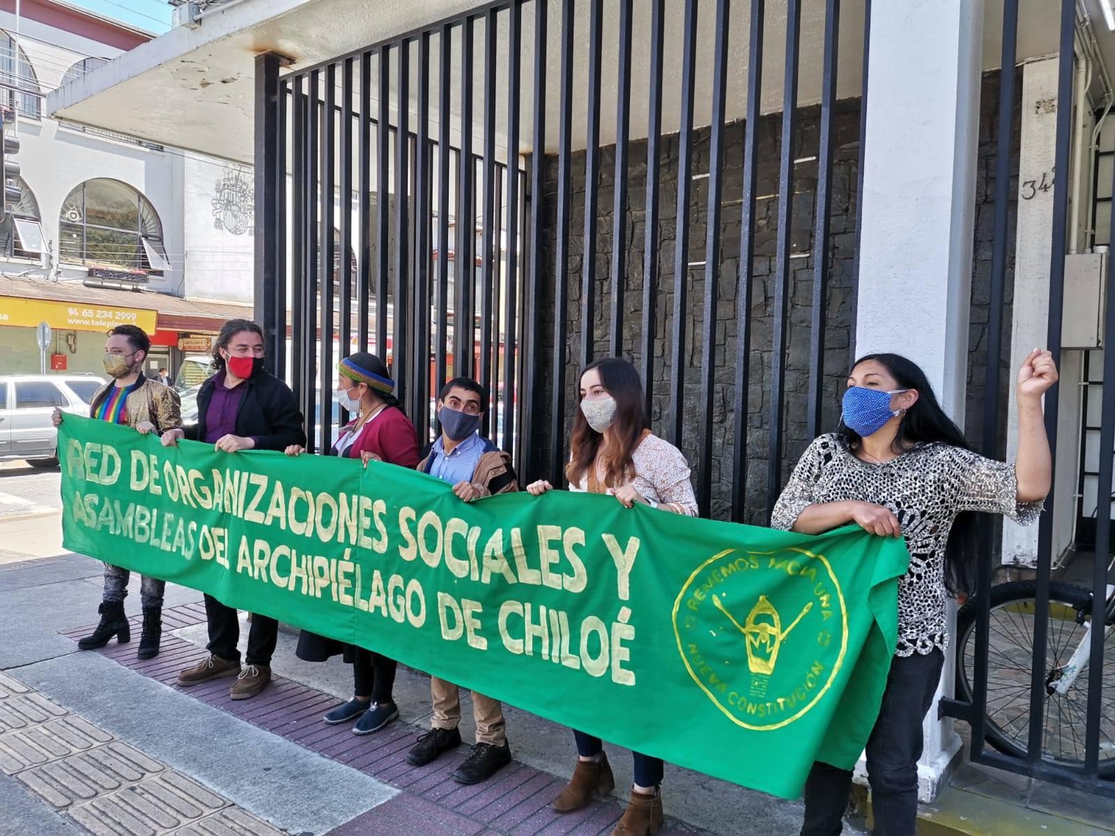 """Lista """"Insulares e Independientes"""": La propuesta de organizaciones territoriales en el Distrito 26 para la Constituyente"""