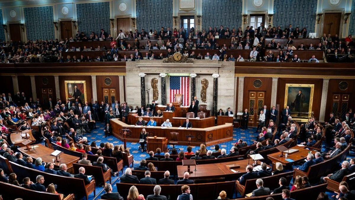 Senadores traman maniobra para que Joe Biden no sea ratificado en la presidencia de EE.UU.