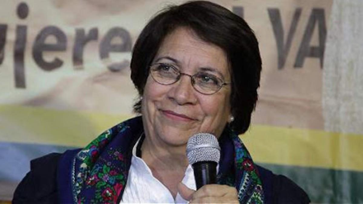 """Senadora Aída Avella: """"No descansaron hasta acabar con toda una generación de dirigentes políticos"""""""
