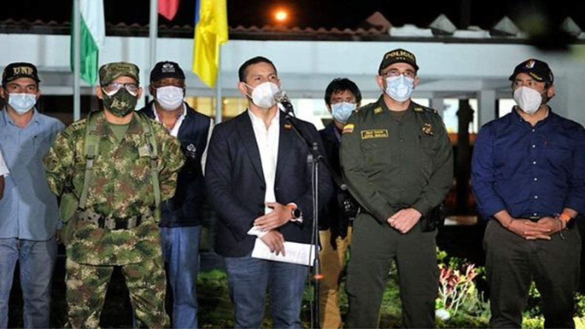 Colombia asegura tomará medidas para proteger a concejales desplazados