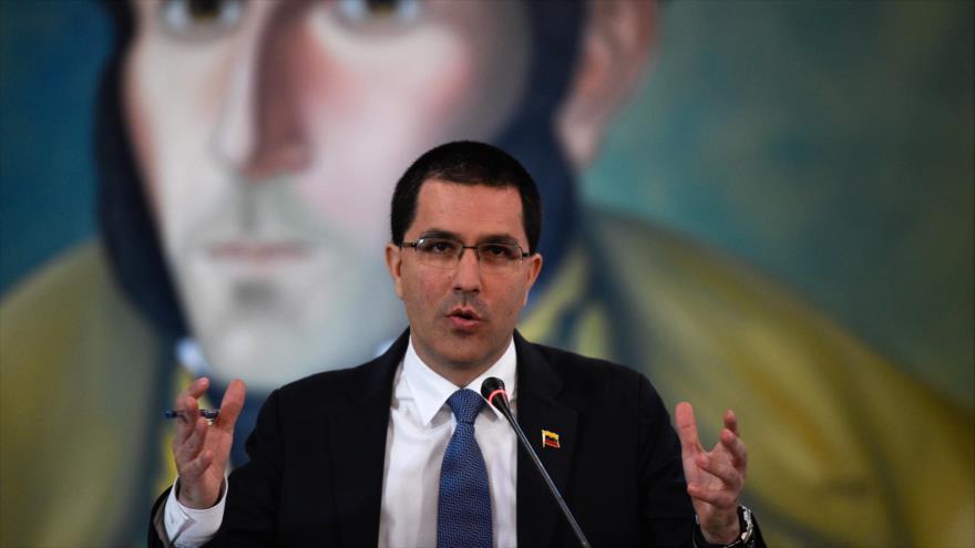 """Venezuela denuncia nueva """"agresión desesperada"""" de EE. UU."""