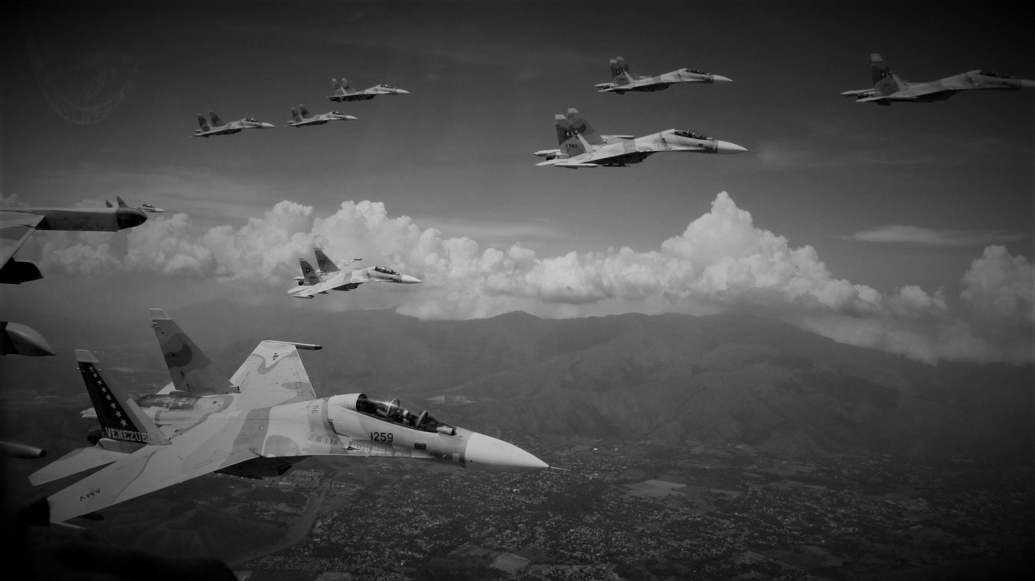 Military Watch Magazine: ¿Venezuela posee la Fuerza Aérea más potente de Latinoamérica?