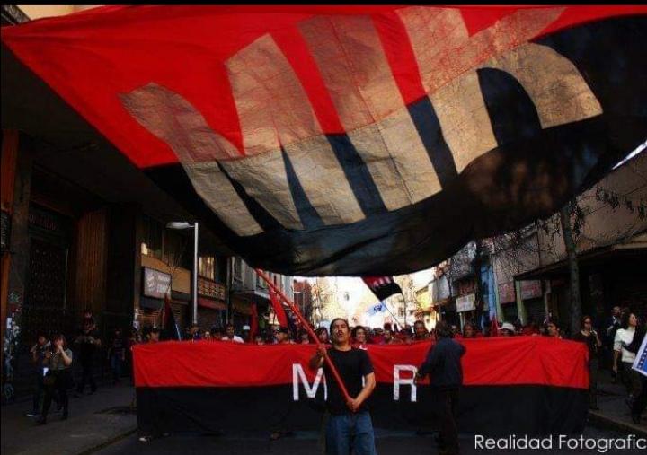 El Ciudadano | Movimiento de Izquierda Revolucionaria (MIR): El partido a la izquierda de las izquierdas
