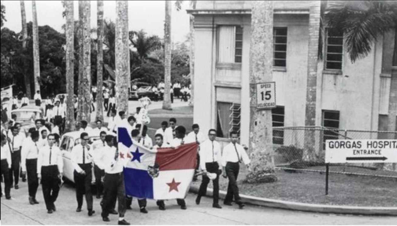 Recuerdan en Panamá masacre de Estados Unidos contra estudiantes en Zona del Canal