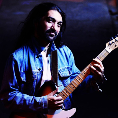 Alejo Jofré: músico y punta de lanza del rock margamargueño