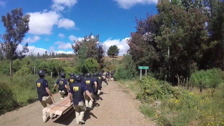 Coordinadora Arauco Malleco por operativo PDI en Temucuicui: Pretenden vincular la causa mapuche con el narcotráfico y el crimen organizado