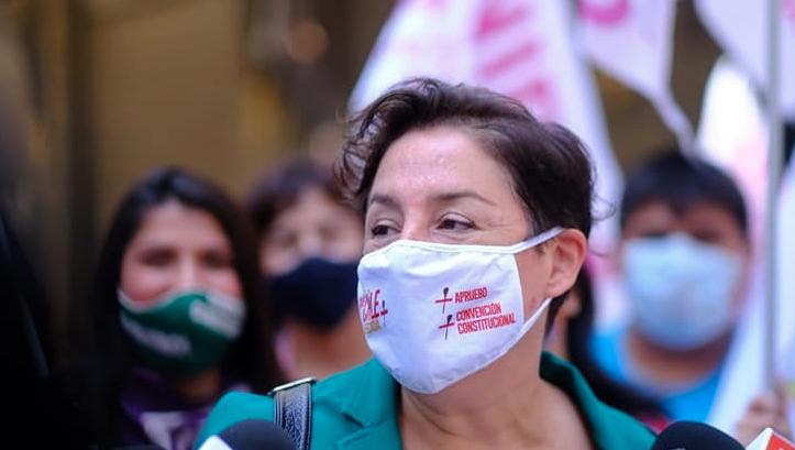 Beatriz Sánchez será candidata a la Convención Constituyente por el Distrito 12