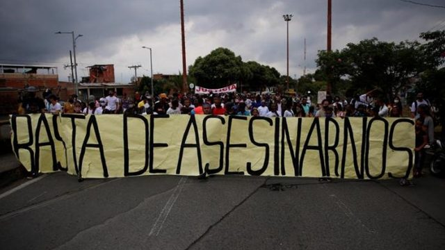 Asesinatos de defensor de derechos humanos y una excombatiente marcan inicio del año en Colombia
