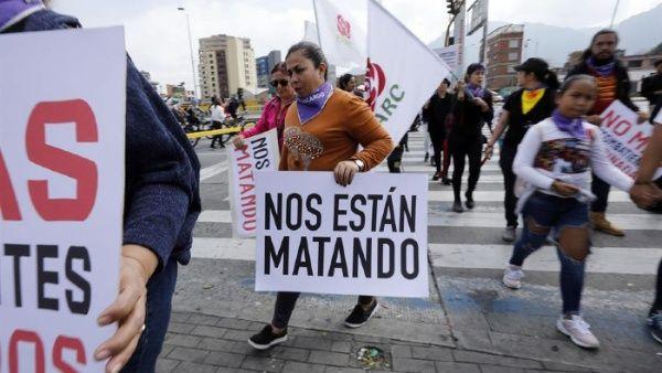 Colombia: asesinan a un excombatiente en un tiroteo en el Norte de Santander
