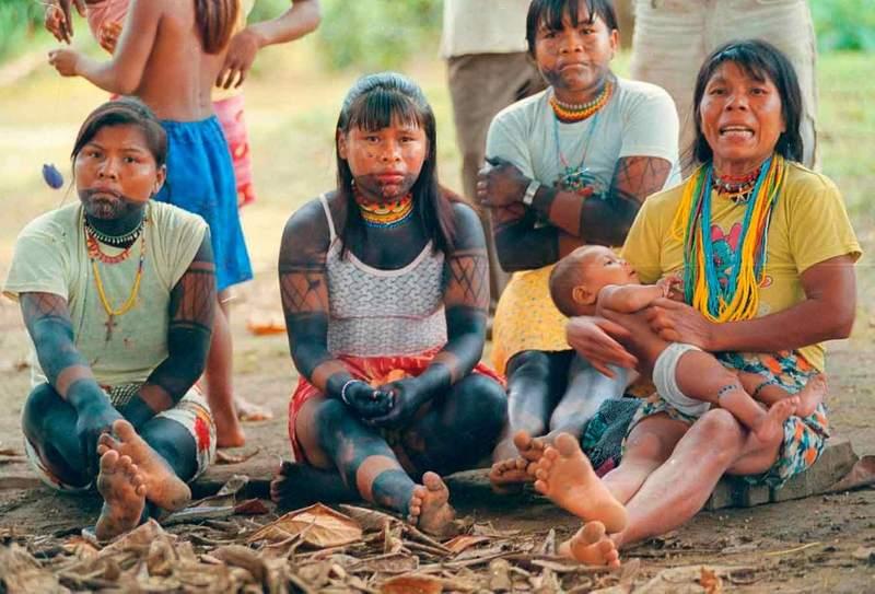 No más exterminio indígena en Colombia
