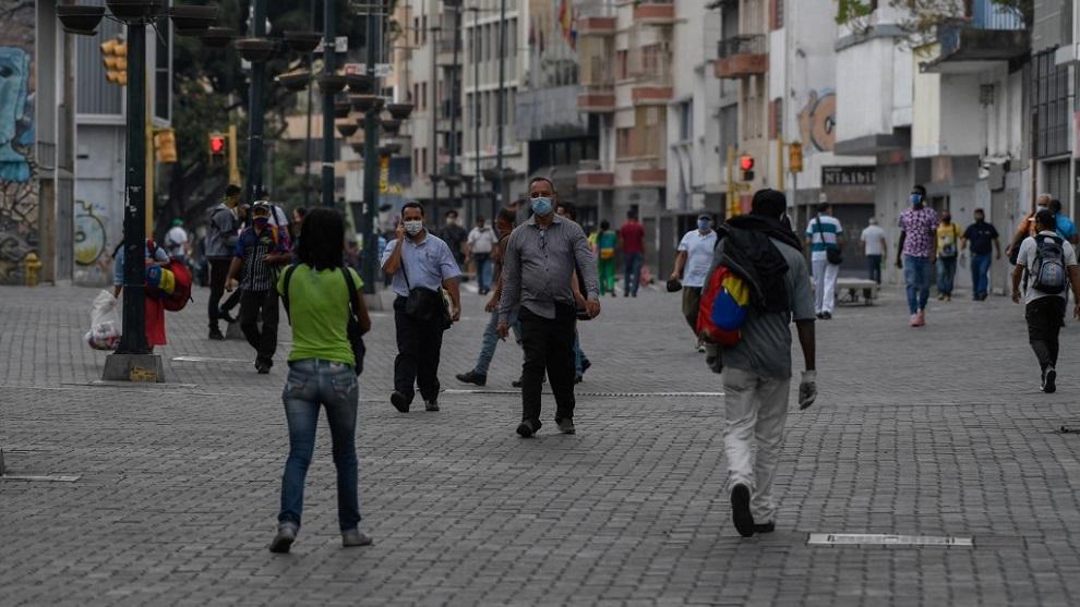 Venezuela entra en flexibilización laboral y económica por 7 días