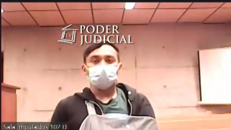 Tribunal mantiene en prisión preventiva a ex carabinero imputado de lanzar a menor de edad al Río Mapocho