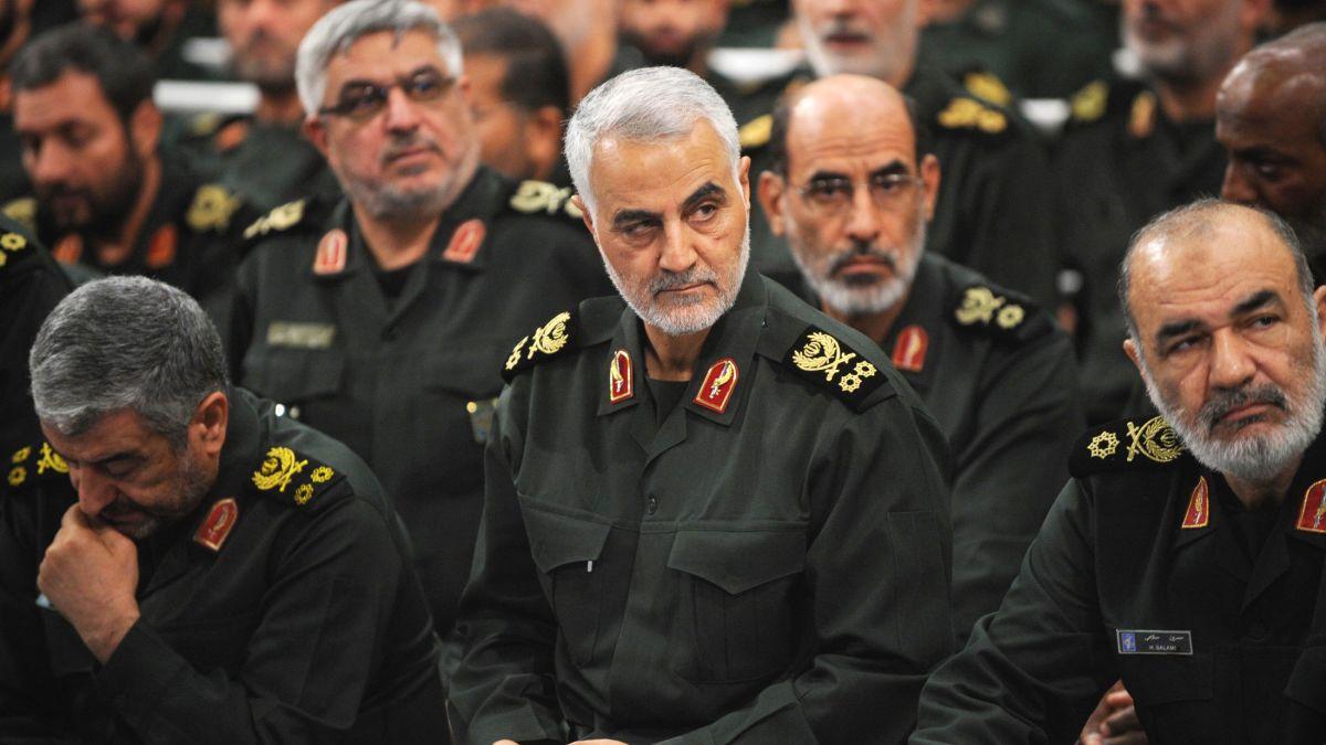 Irán asegura que autores del asesinato del general Soleimani no estarán seguros