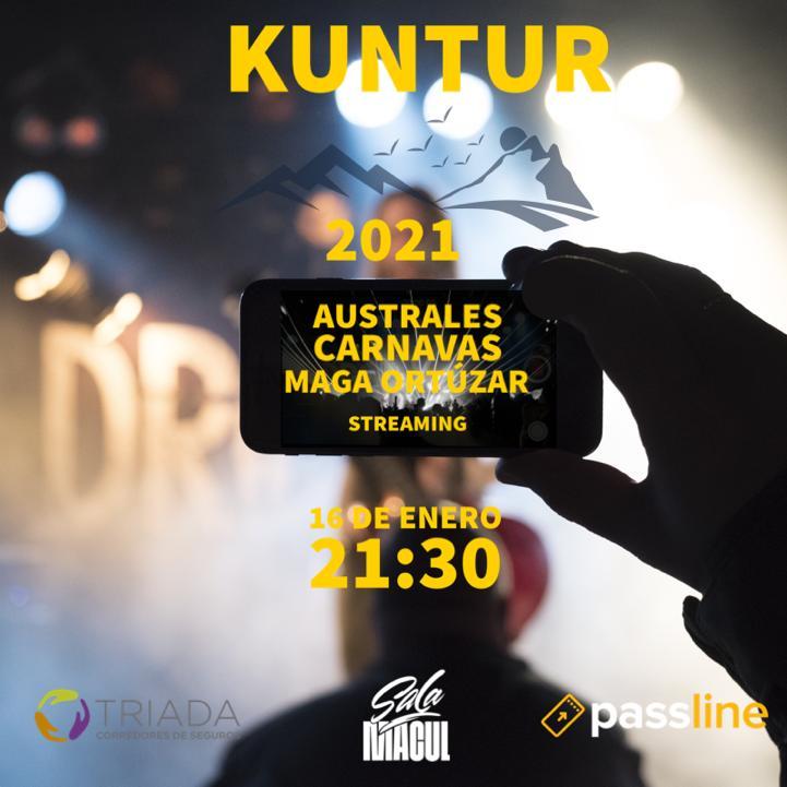 Festival Kuntur 2021: Quinta edición del evento se desarrolla vía streaming