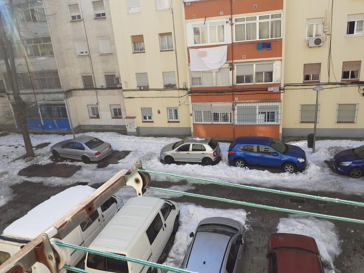El Gobierno de España declara zona catastrófica para Madrid y en territorios afectados por la nieve