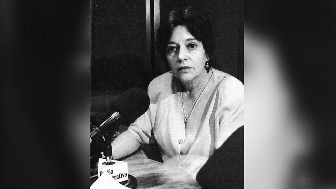 Falleció Manola Robles, icónica periodista y defensora de los Derechos Humanos durante la dictadura