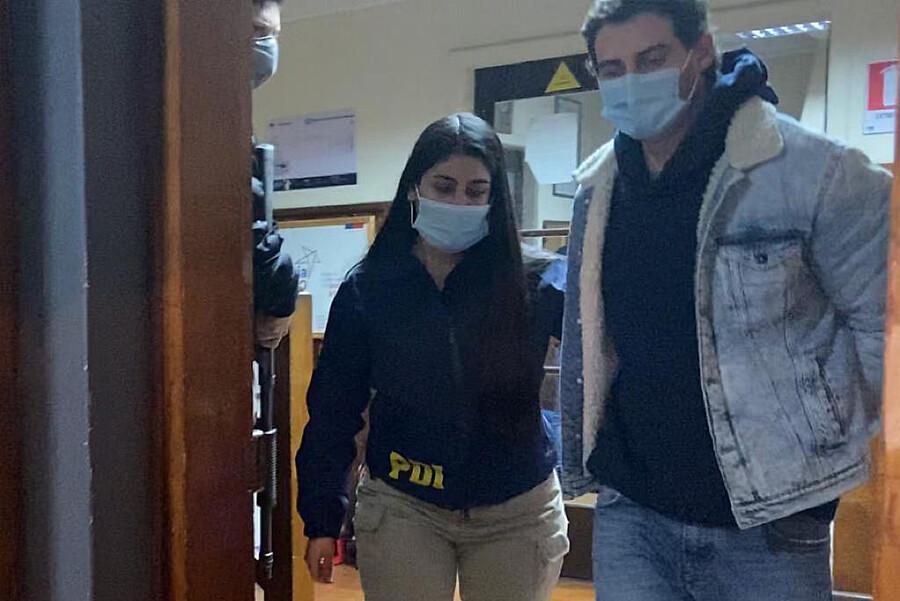 Alerta morada: Martín Pradenas podría salir de prisión preventiva