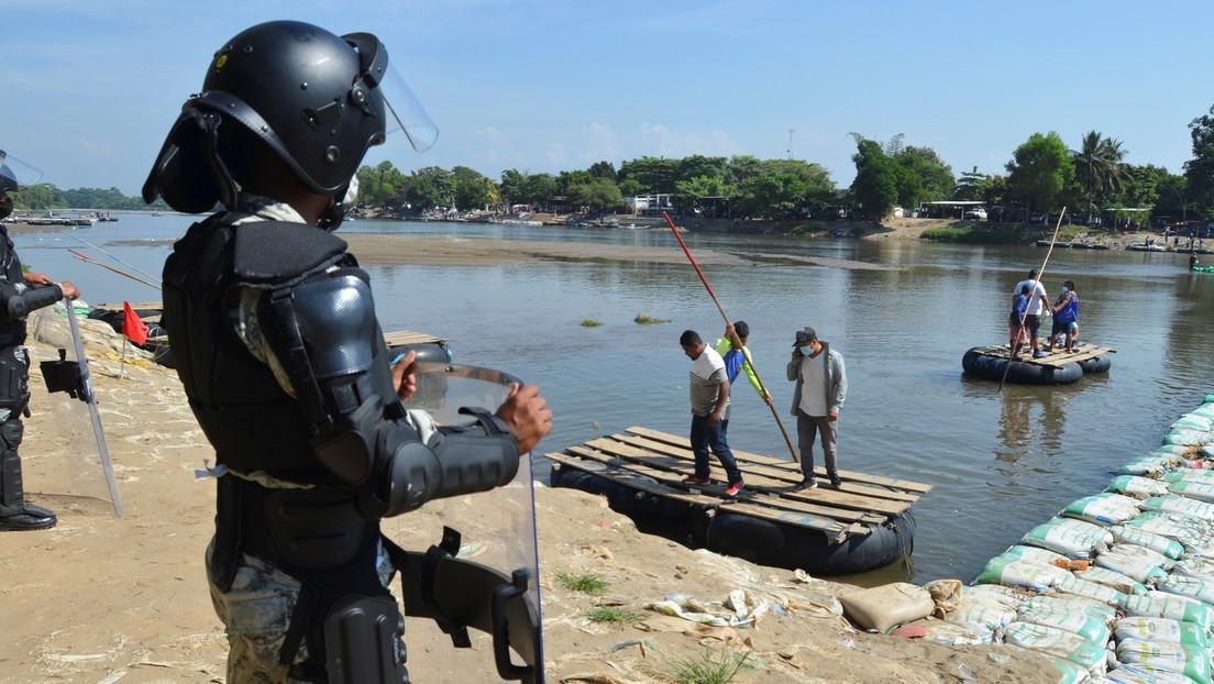 México prohíbe el paso de residentes de Guatemala ante la posible llegada al país de miles de migrantes centroamericanos