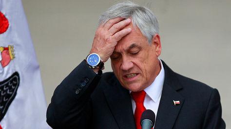 Acusan a Sebastián Piñera  de homófobico por lobby en el Congreso contra la adopción homoparental