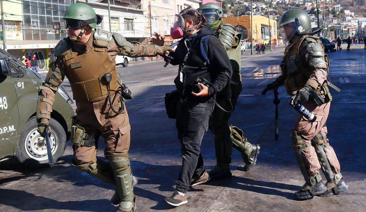 Observatorio del Derecho a la Comunicación presenta su Informe Anual 2020 sobre libertad de expresión en Chile
