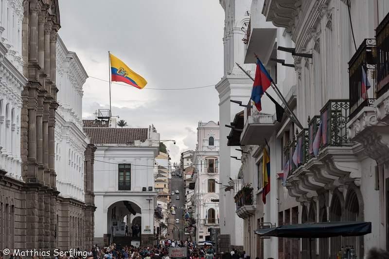 International Progressive: Nos estamos movilizando hacia Ecuador. Estos son los motivos.