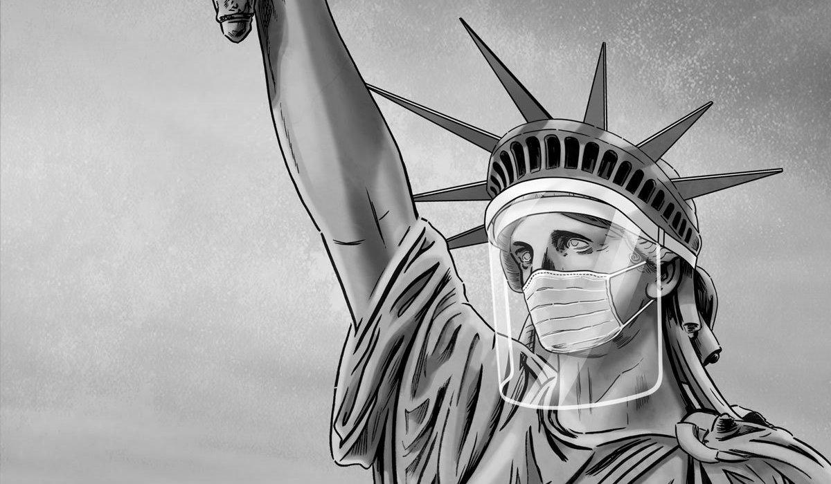 ¿Por qué EEUU puede tener 250 millones de infectados por COVID-19?