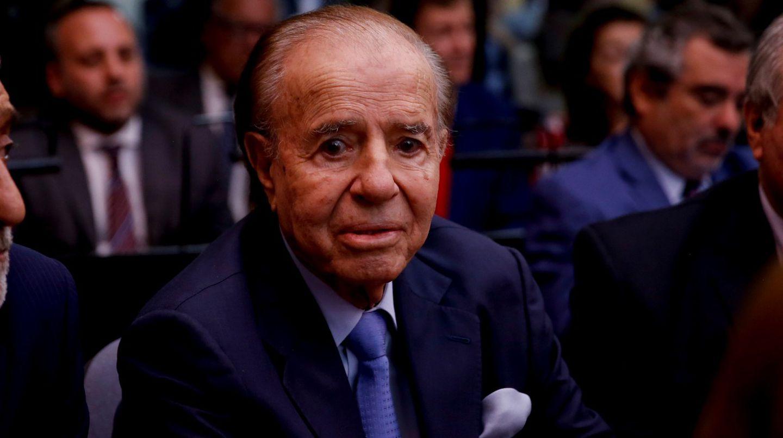 Murió el expresidente argentino Carlos Menem a los 90 años