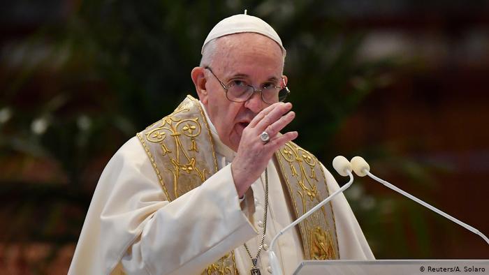 Papa Francisco rechazó las sanciones económicas impuestas por algunos Estados en contra de otros