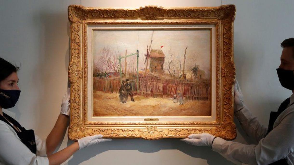Entre 5 y 8 millones de euros subastarán obra de Van Gogh tras un siglo sin verse en público