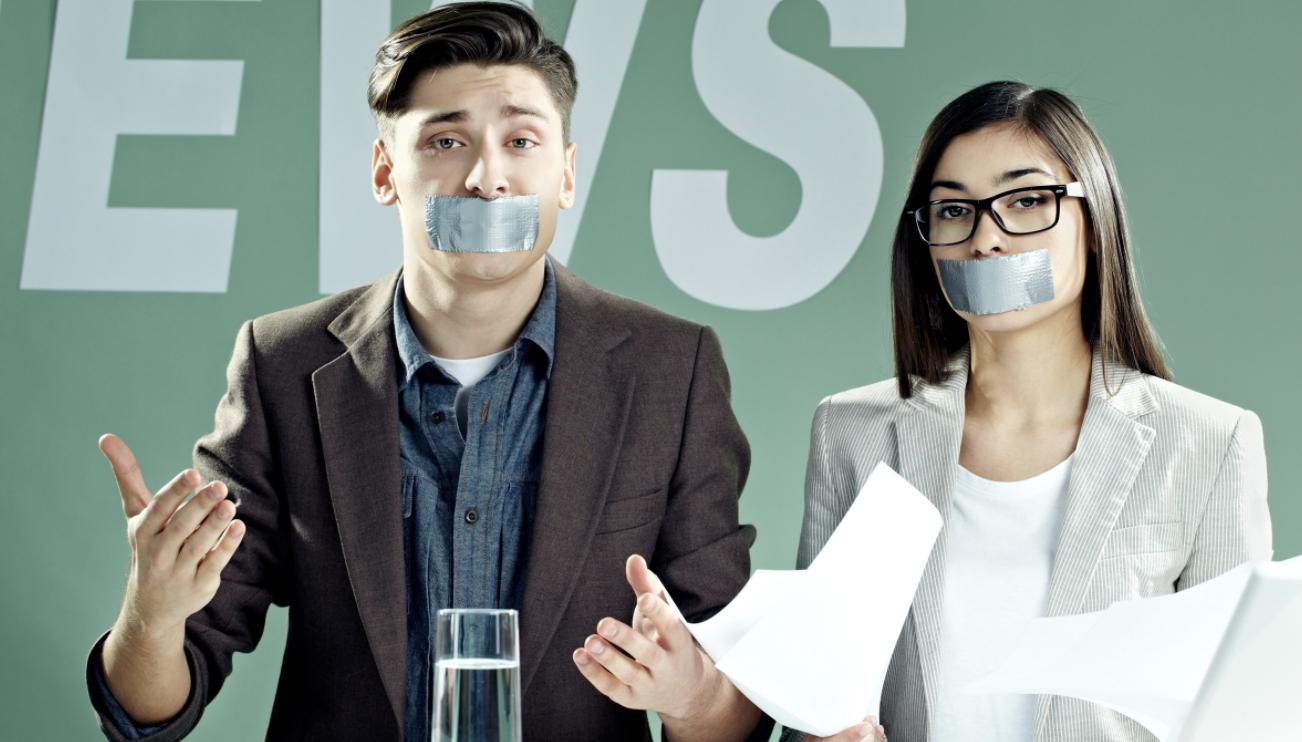 Ucrania: Atentado contra la Libertad de Expresión, Zelensky cierra tres canales de Televisión con respaldo de grupos Nazi