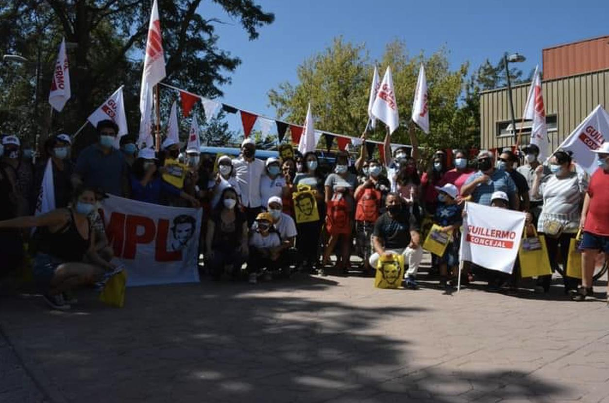 Movimiento social en Peñalolén y D11 realiza apuesta por Comuna Nueva y Poder Popular Constituyente
