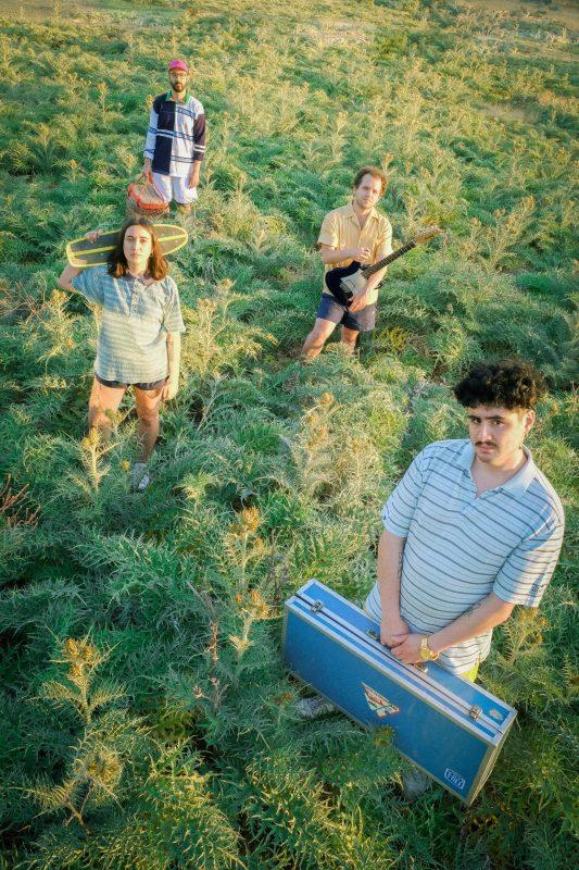 La banda pop nacional, Chicarica, estrena su primer LP