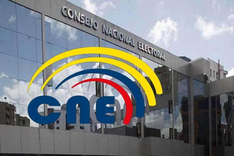 Ecuador: CNE finaliza recuento de actas electorales