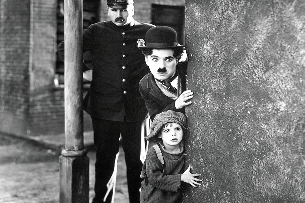"""Celebran 100 años de """"El chico"""" primer largometraje de Charles Chaplin"""