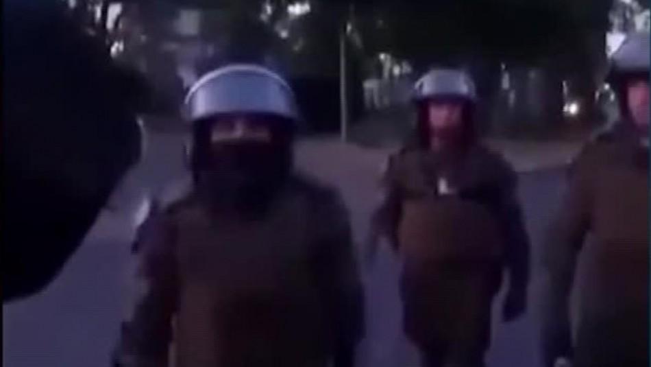 Se cae otro montaje: Justicia absuelve a joven acusado de fabricar y lanzar bombas molotov en Providencia