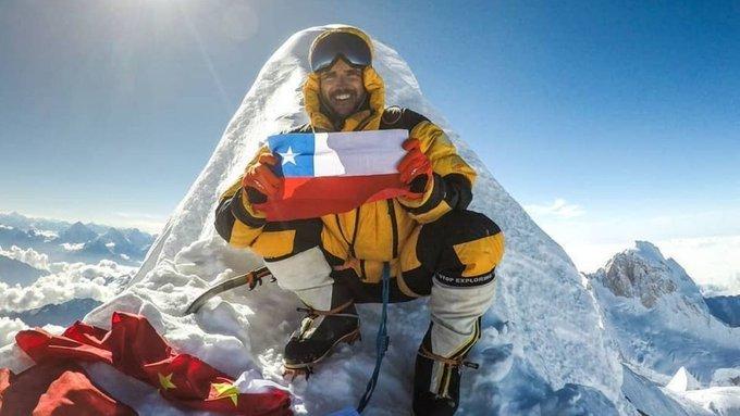 La aventura sin retorno de Juan Pablo Mohr: autoridades de Pakistán declararon muerto al montañista chileno y a sus dos compañeros