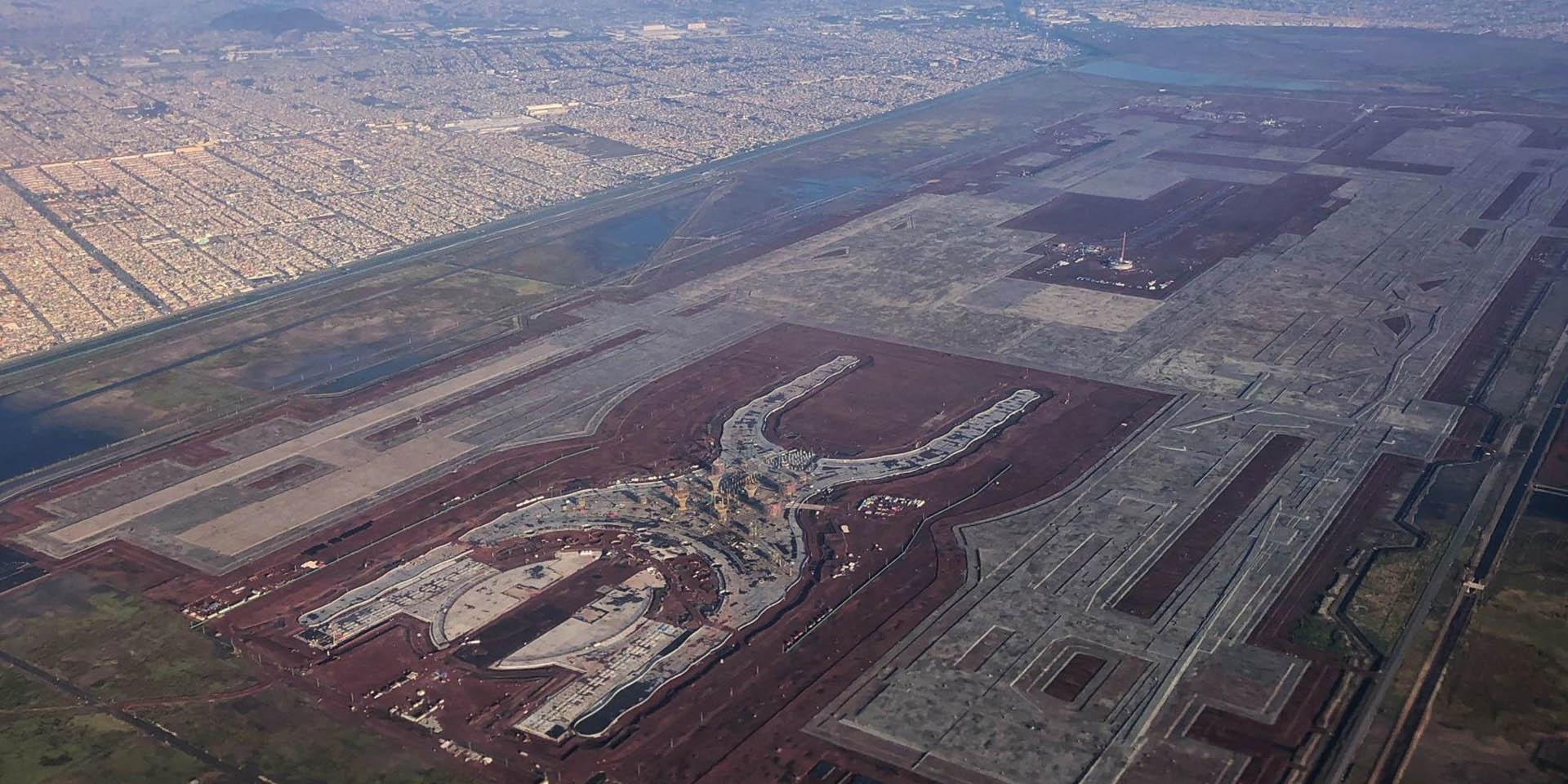 Datos falsos: la auditoría da marcha atrás en su informe sobre el aeropuerto