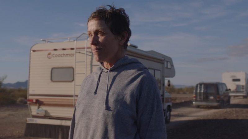 Crítica de cine: 'Nomadland' (2020), el camino hacia el corazón
