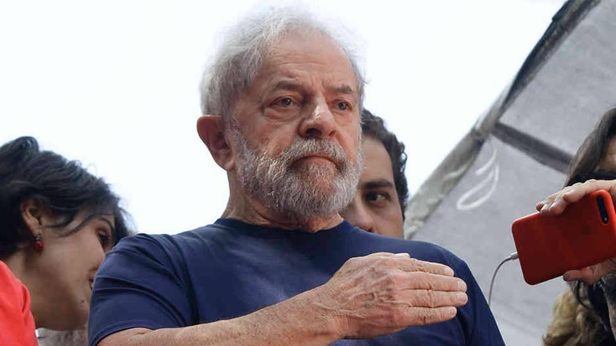 Realizan este sábado  campaña por los derechos políticos de Lula Da Silva