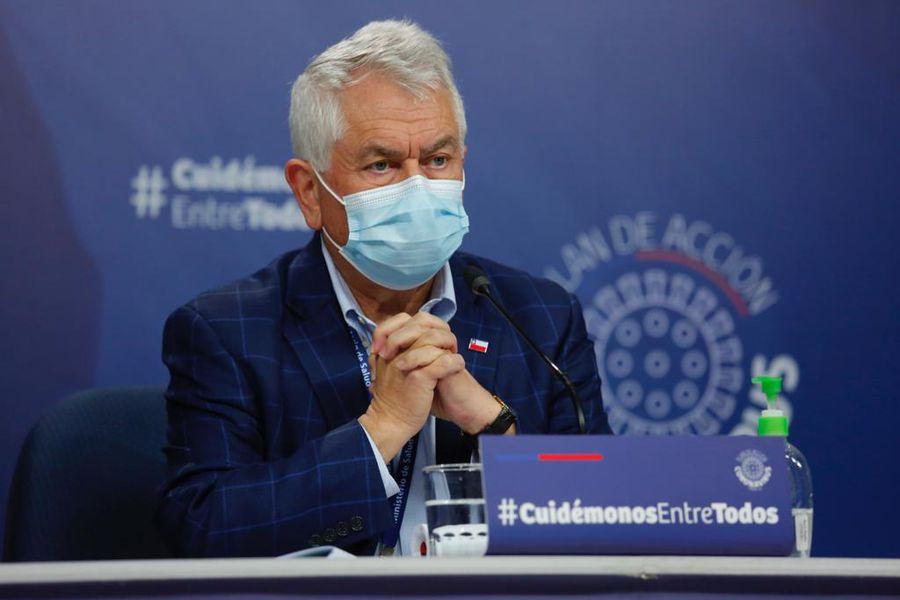 Minsal reporta 2.554 nuevos contagios y 22 fallecidos por COVID-19 en las últimas 24 horas