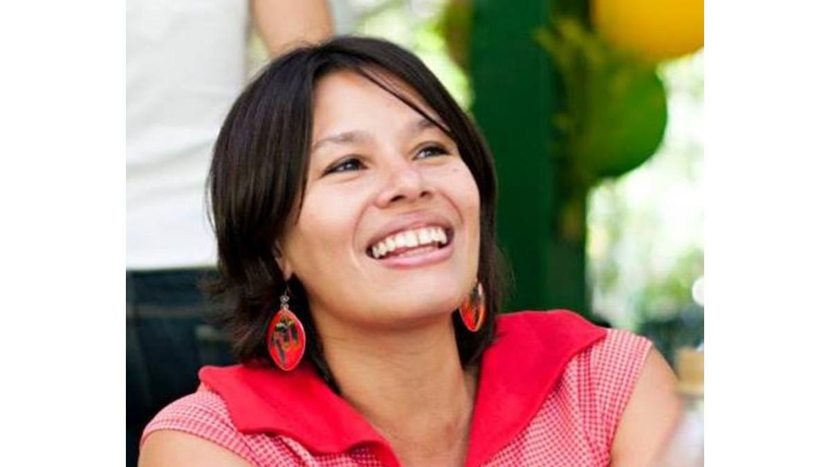 """Activista Aimeé Zambrano Ortiz: """"Yo creo que sí hay que hablar de los femicidios, hay que mostrar que eso está ocurriendo"""""""