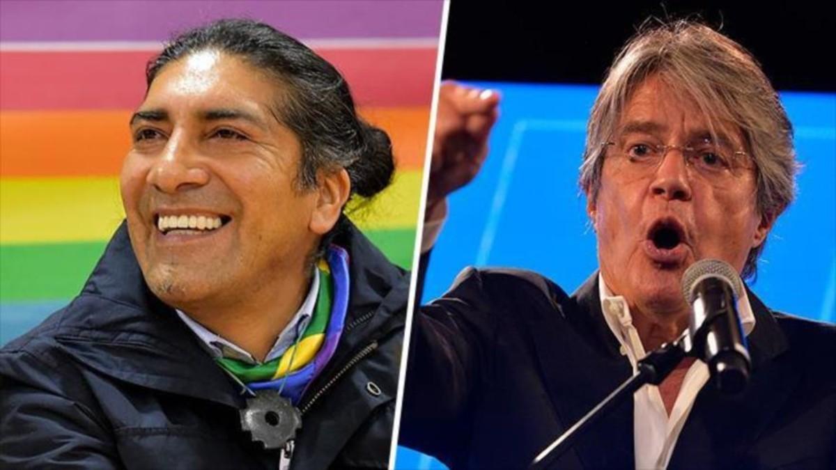 Ecuador: Guillermo Lasso accede a dialogar con el candidato indígena Yaku Pérez
