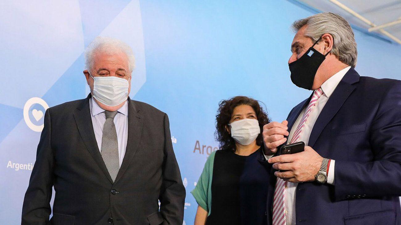 Argentina: Alberto Fernández despide al ministro de Salud por escándalo de vacunas VIP