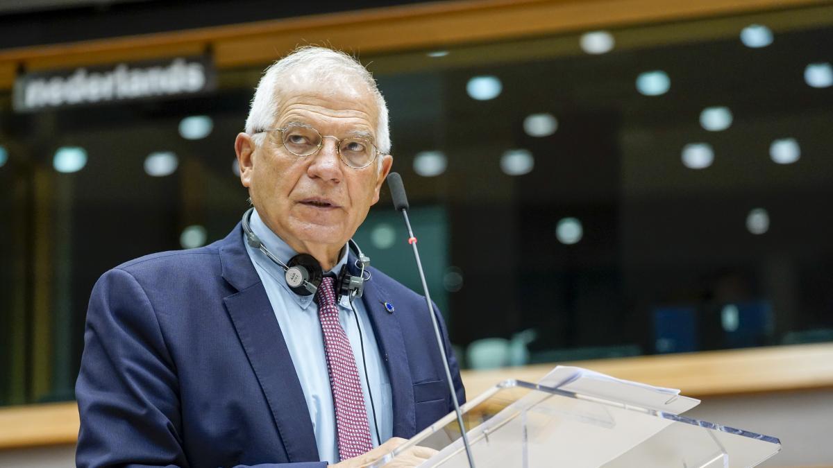 El dedo acusador de la Unión Europea: Acuerda sanciones contra Rusia y Venezuela