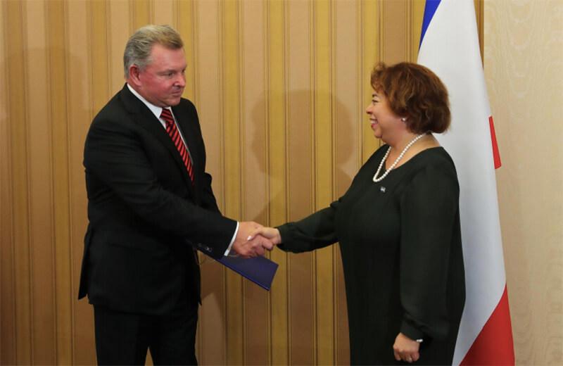 Ucrania impone sanciones a Nicaragua por abrir un consulado honorario en Crimea