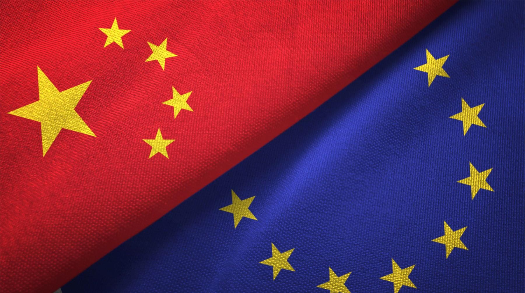 China se convirtió en 2020 el principal socio comercial de la UE y desplazó a EE.UU.