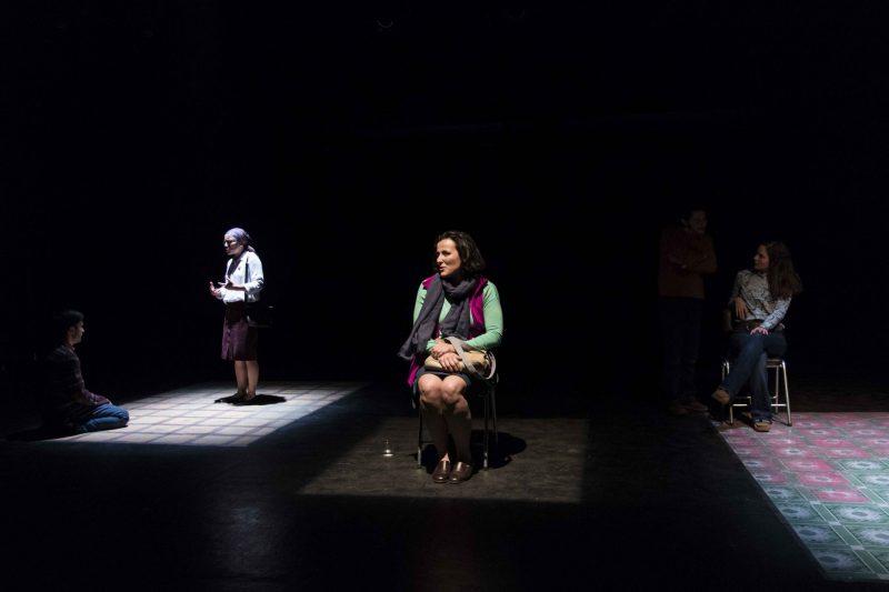 Los Despertares de Marín abre la temporada de teatro online en M100  y recuerda la imagen de la dirigenta chilena