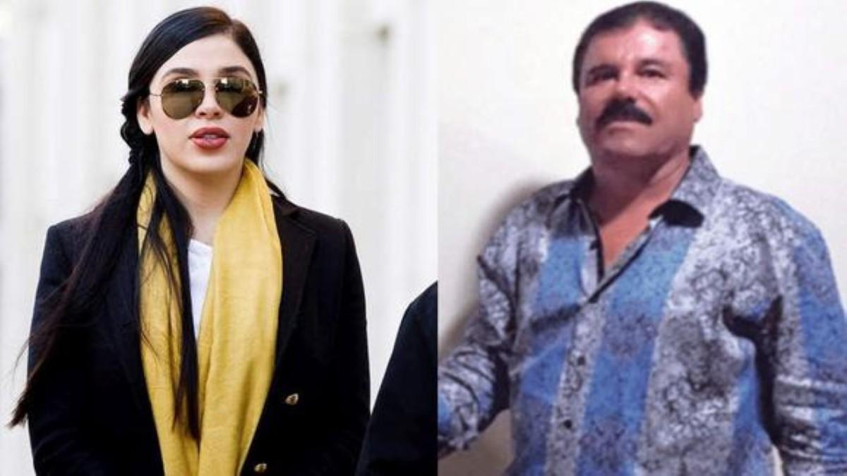 La esposa del «Chapo» Gúzmán se habría entregado a EE.UU. para ser «testigo protegido»